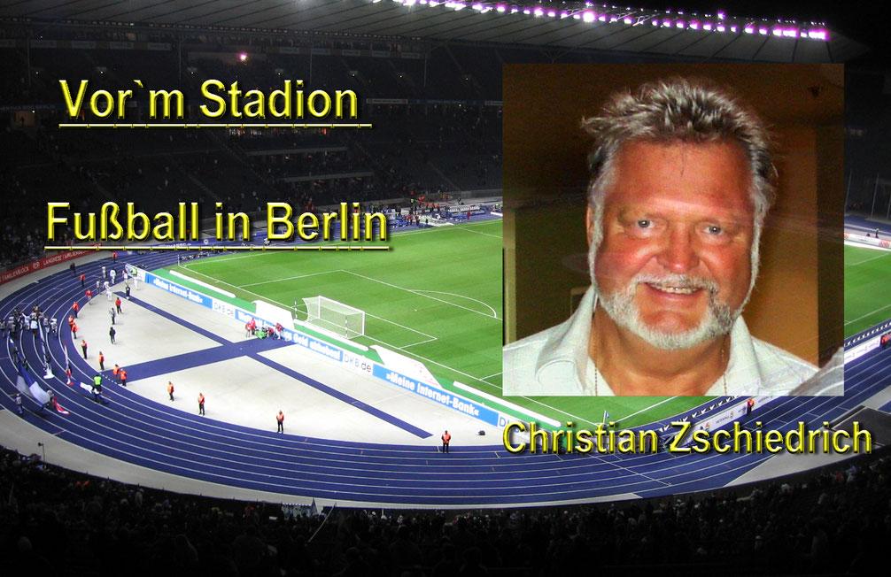 Berliner Fußballer standen diesmal total neben den Schuhen