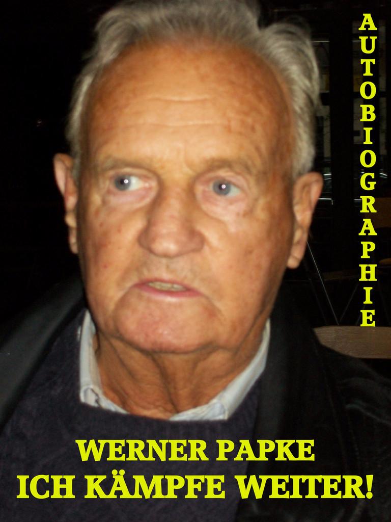 Boxtrainer Werner Papke veröffentlicht seine Biographie
