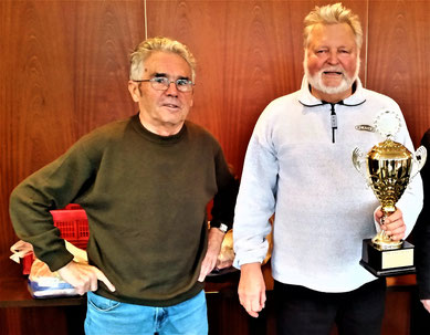 Christian Zschiedrich gewinnt Weihnachtspokal des VDS