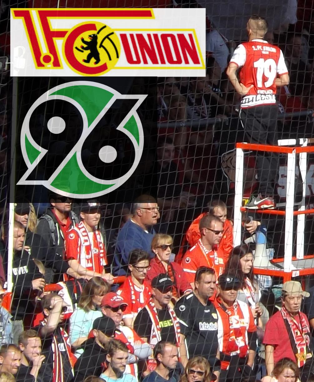 1. FC Union Berlin will in Hannover punkten