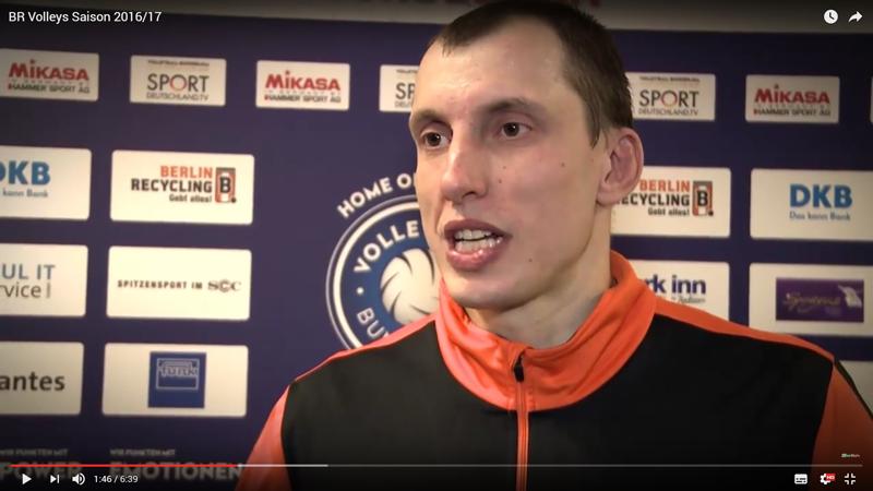 BR Volleys Saison 2016/17