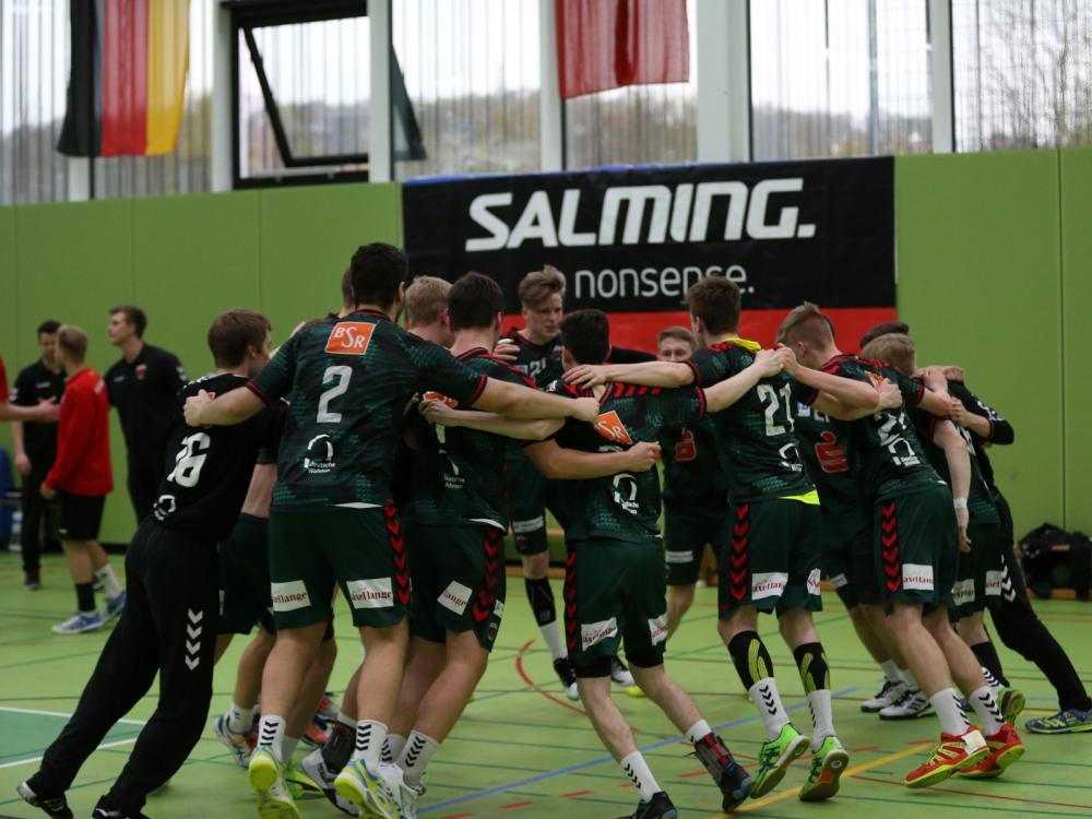Füchse-Jugend schlägt den SC Magdeburg und ist für die Deutsche Meisterschaft gerüstet
