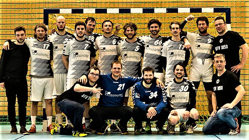 Der Berliner Handball-Pokalmeister der Männer heißt BTV 1850