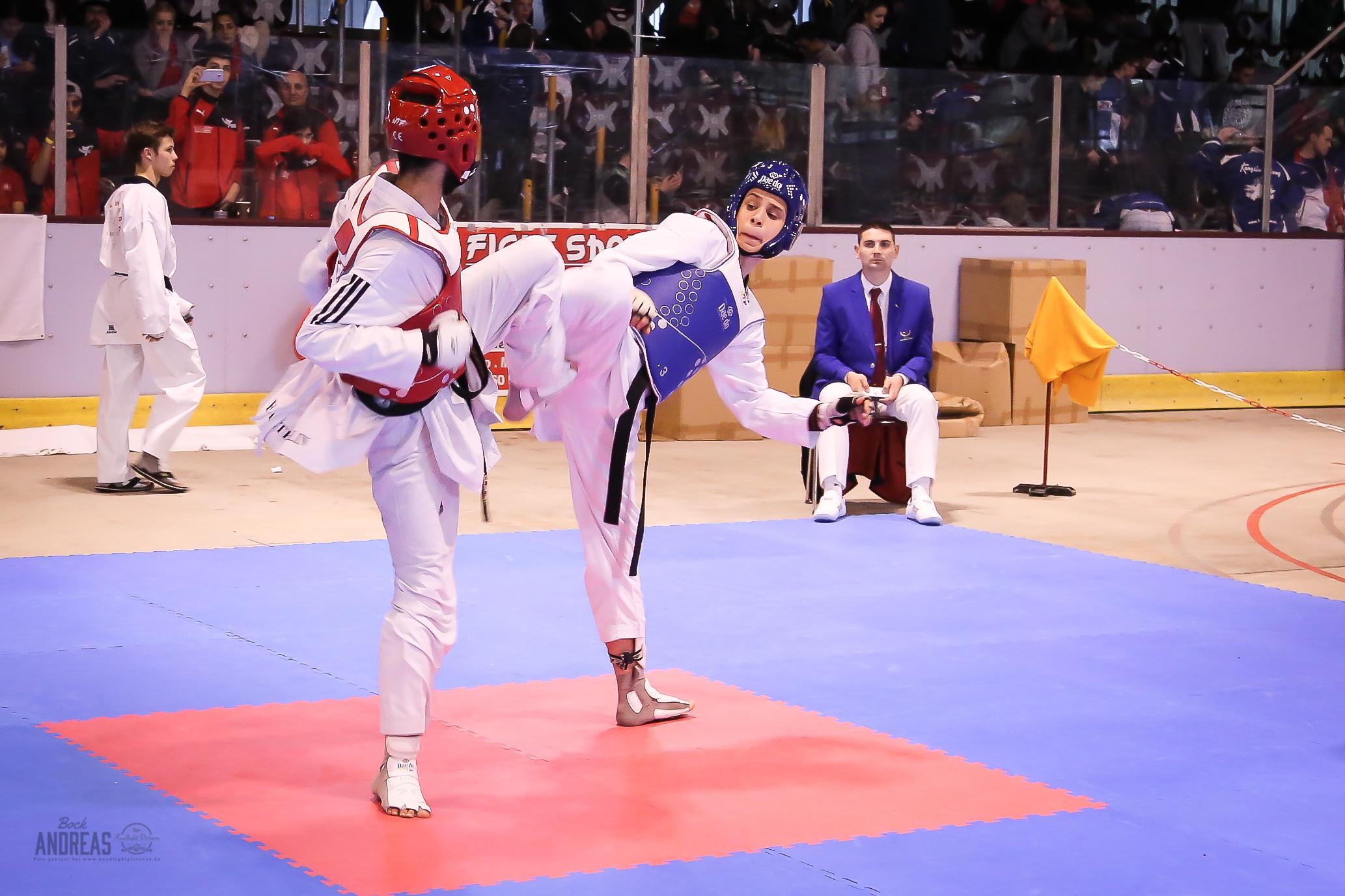 Internationale Taekwondo Berlin Open 2017