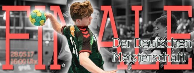 Füchse Berlin stehen mit zwei Teams in den Finalspielen um die Deutsche Meisterschaft
