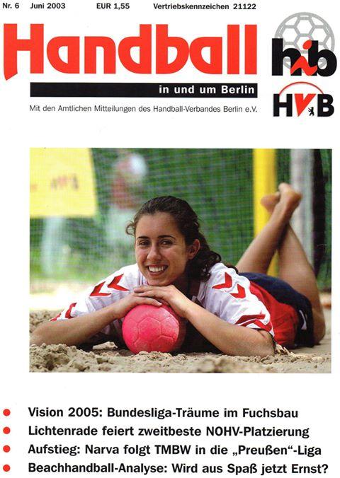 Zwei Berlinerinnen reisen zur Beachhandball-EM nach Kroatien