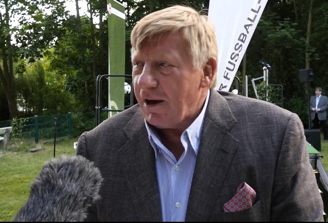 Interview mit Axel Lange – Förderer des Berliner Fußballs