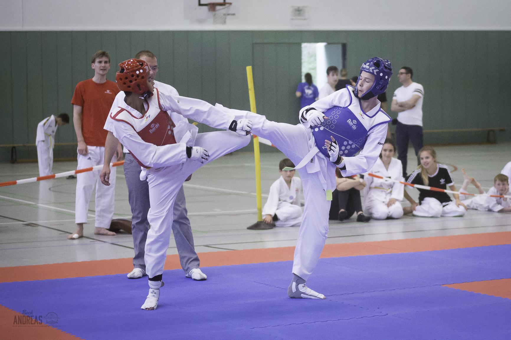 TVBB Masters 2017 – Taekwondo in Potsdam