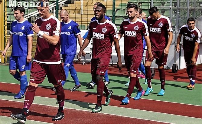 BFC Dynamo und VSG Altglienicke in der Regionalliga