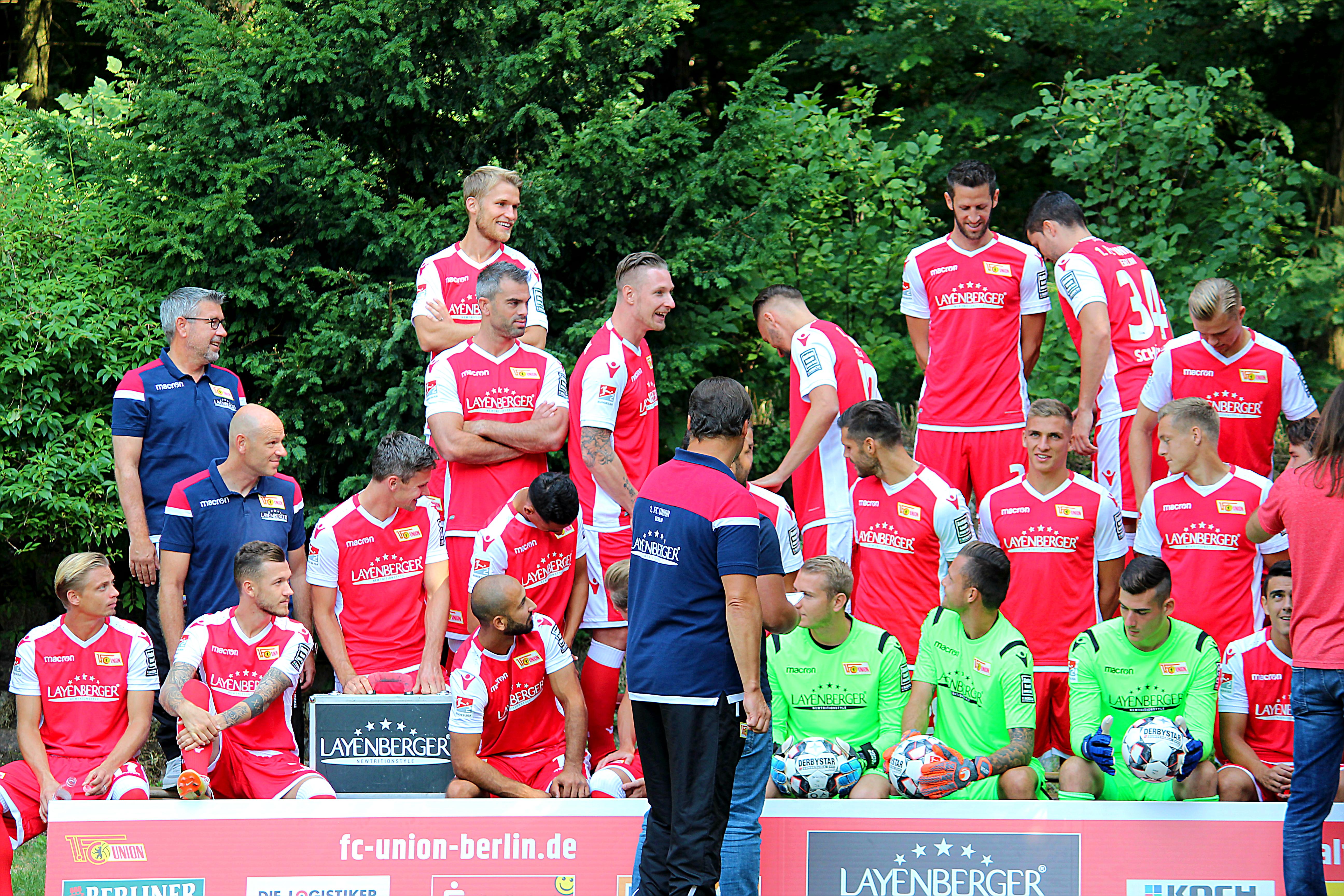 Bleiben oder Aufsteigen – 1. FC Union spielt die Relegation