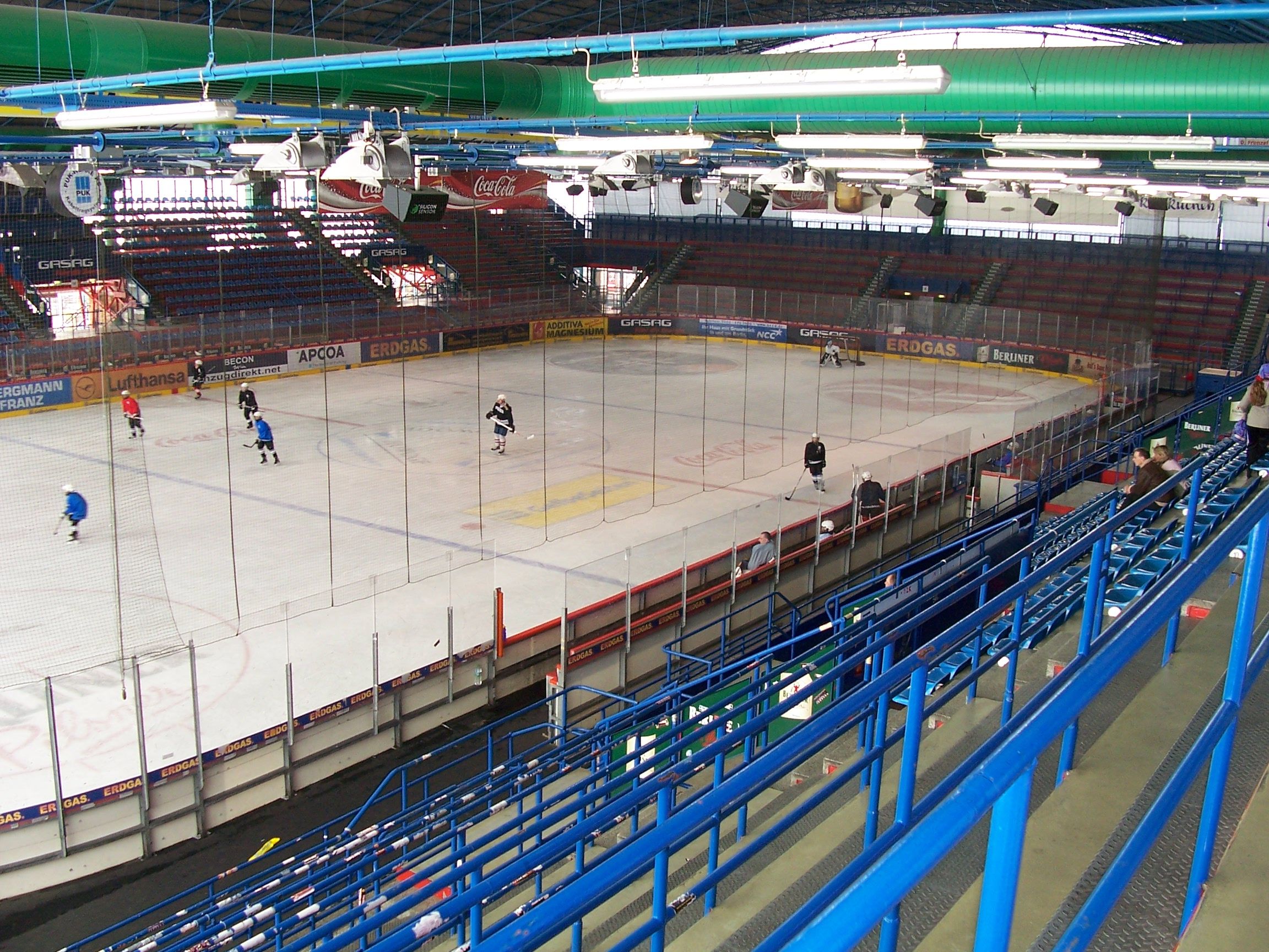 Eisbären in der Champions Hockey League