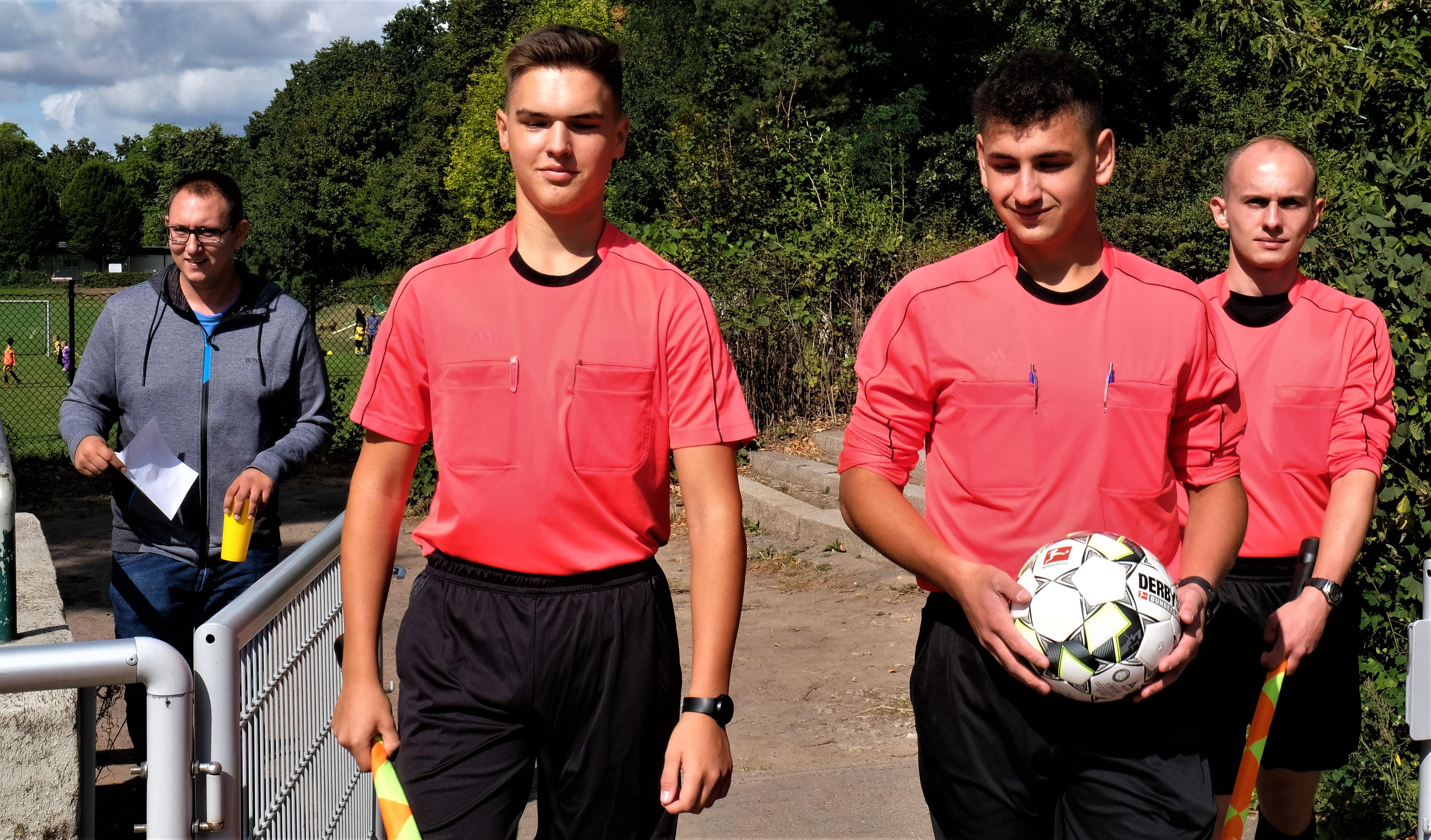Gelungener Einstand in der Landesliga