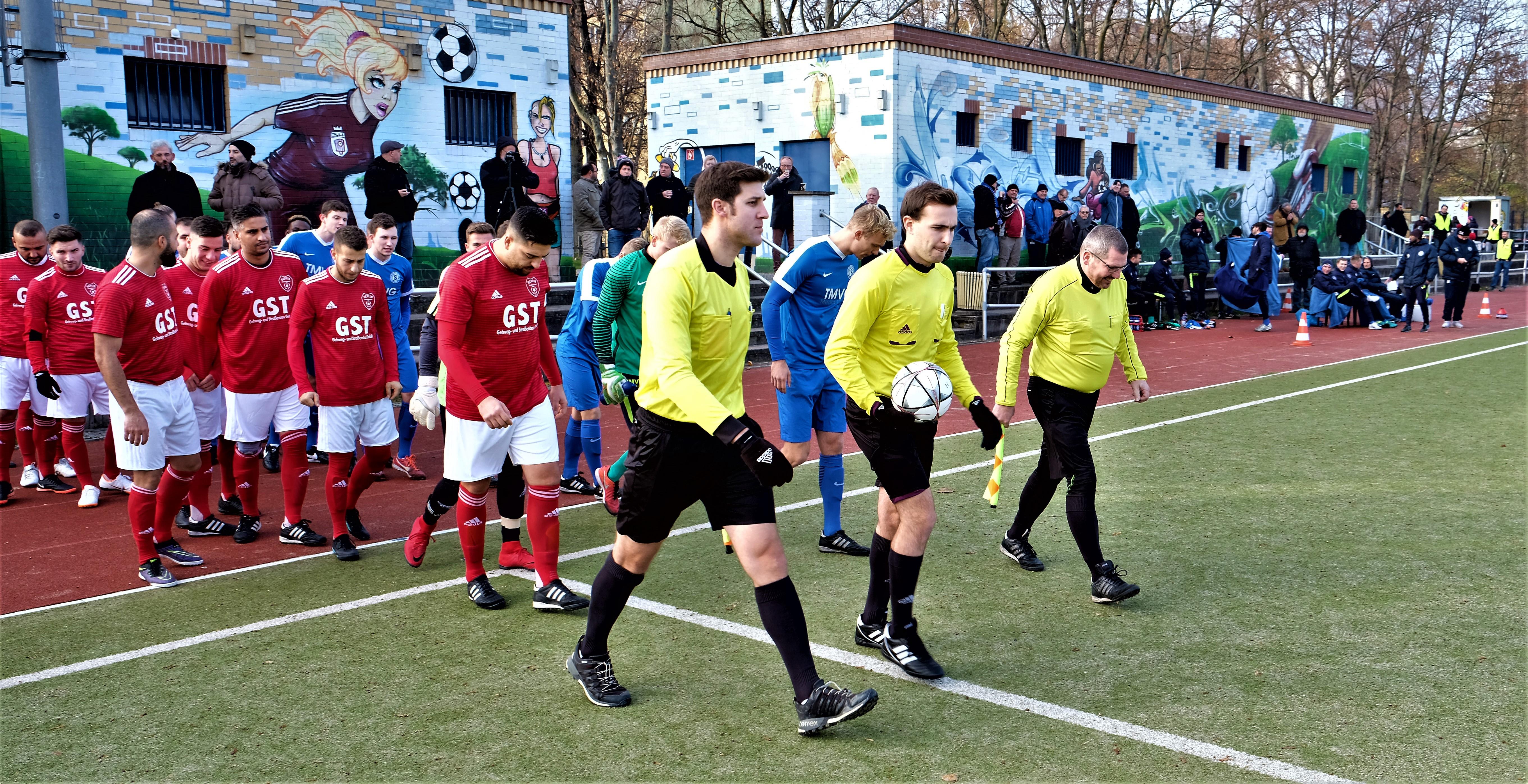 Zehn Tore im Pokalspiel Anadoluspor – SC Staaken