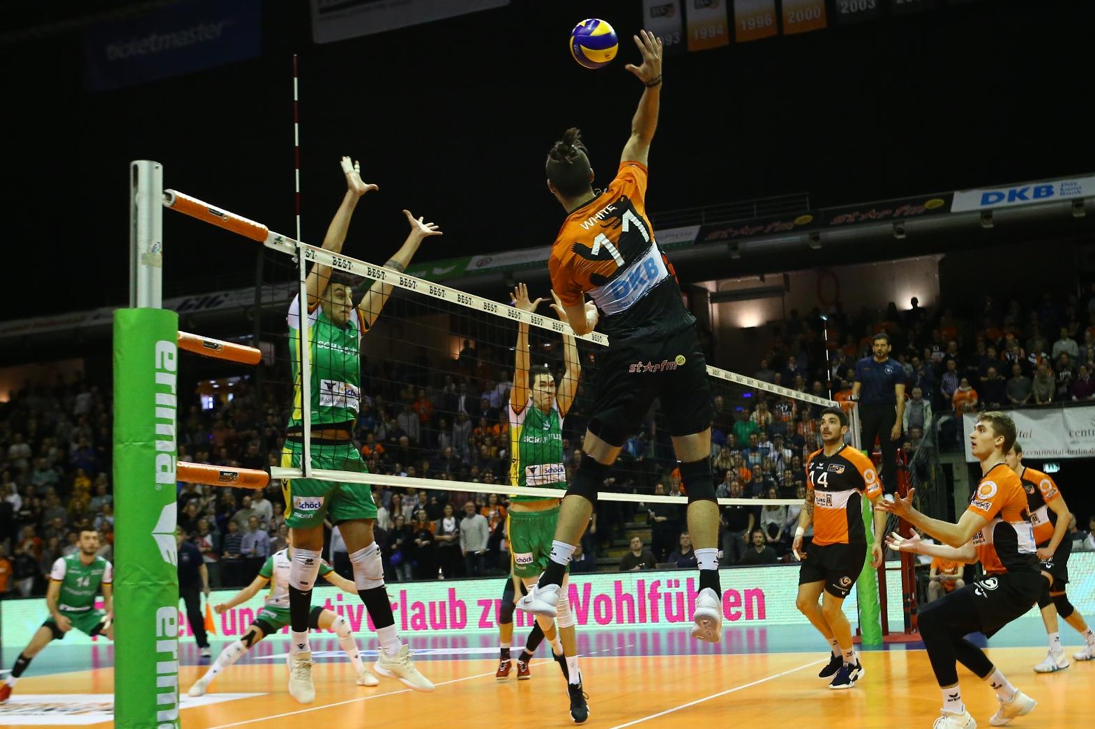 BR Volleys stellen Lizenzantrag für Volleyball Bundesliga