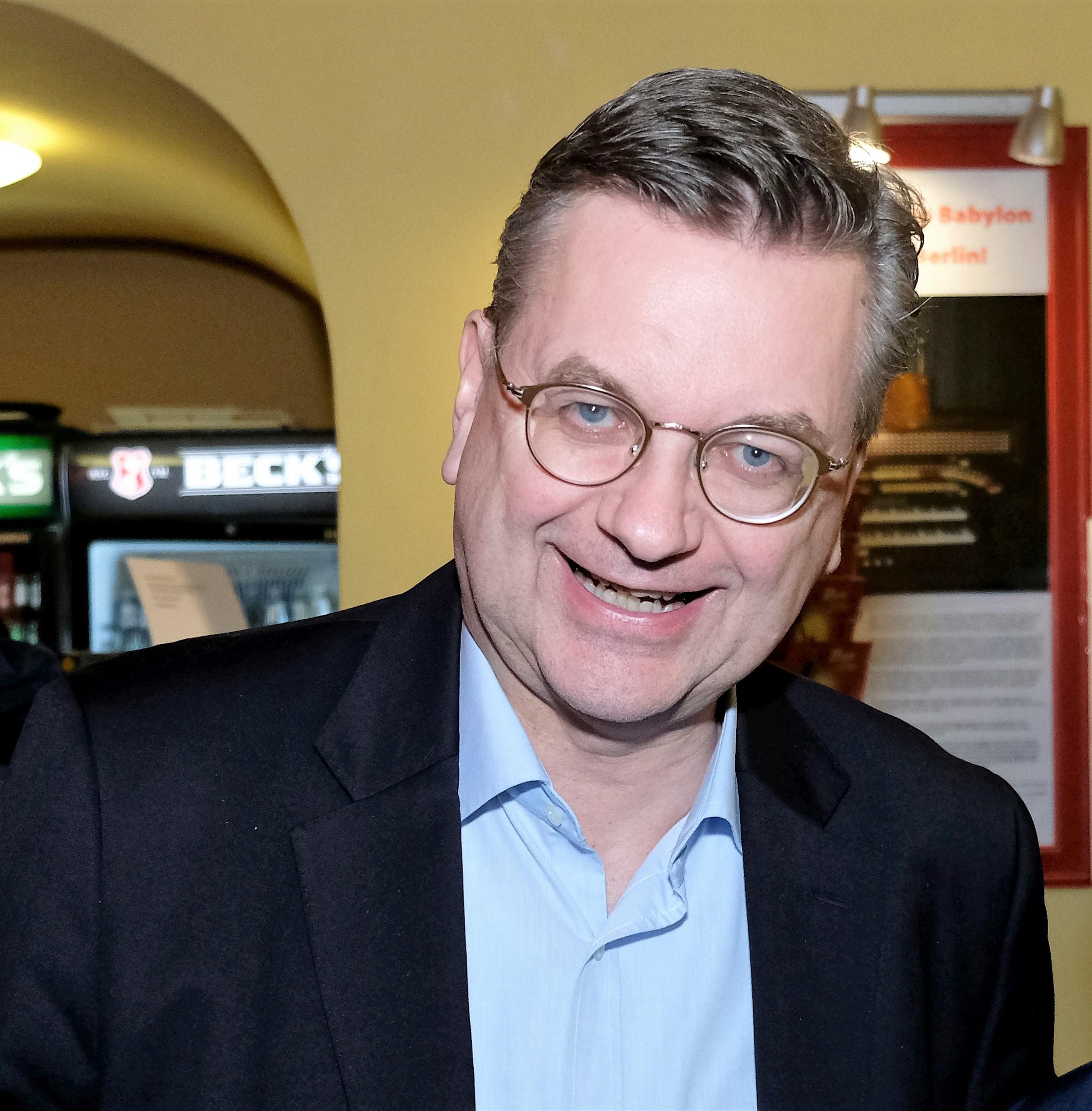 Der Rücktritt des DFB-Präsidenten Reinhard Grindel