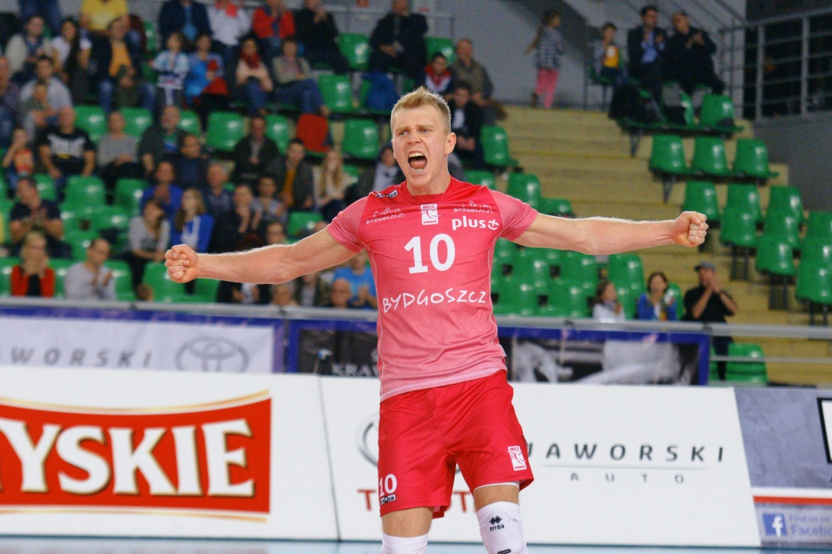 BR Volleys – Verstärkung aus Polen