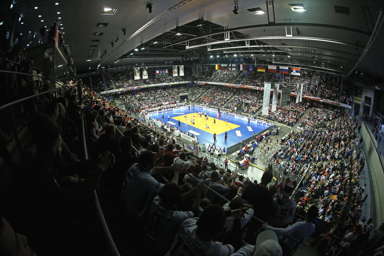 Olympia-Qualifikation der Männer 2020 wieder in Berlin!