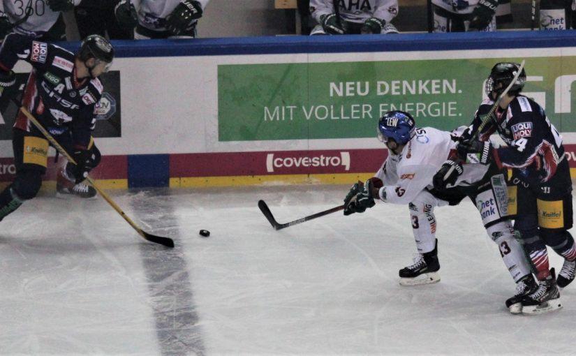 Heimstarke Eisbären gewinnen gegen Augsburg