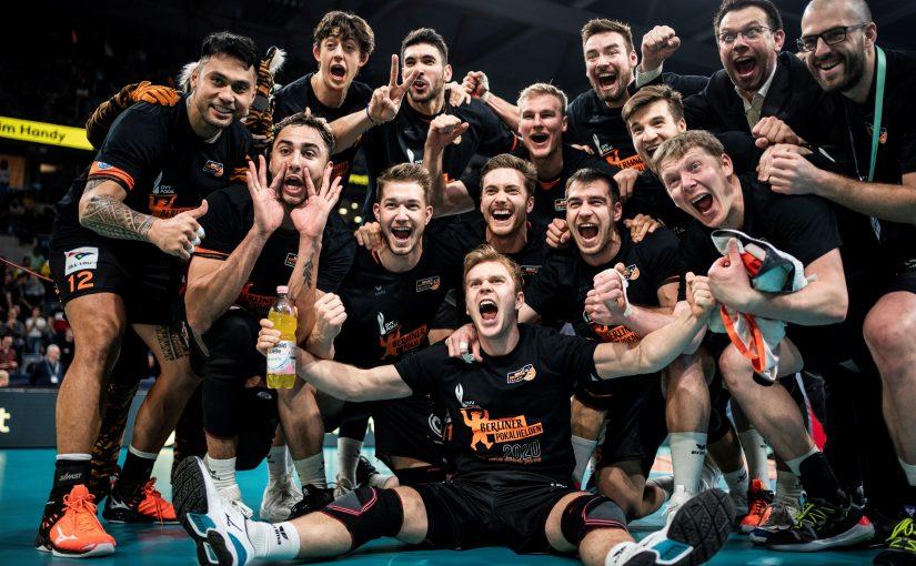 BR Volleys Pokalsieger 2020