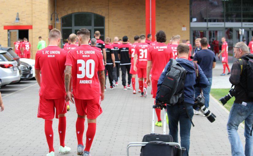 Erfolgreicher Saisonabschluss für den 1. FC Union