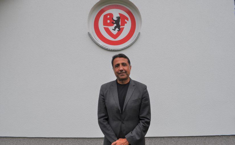 Kamyar Niroumand ist neuer BFV-Vizepräsident