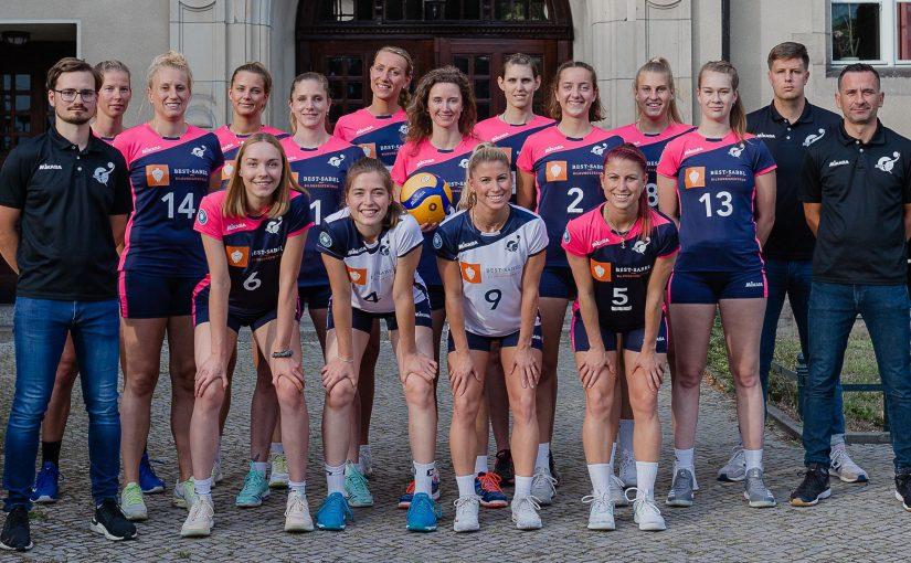 Volleyball 2. Bundesliga: BBSC Berlin holt vier Punkte
