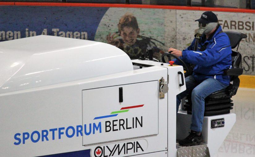 Endlich wieder Eishockey in Berlin