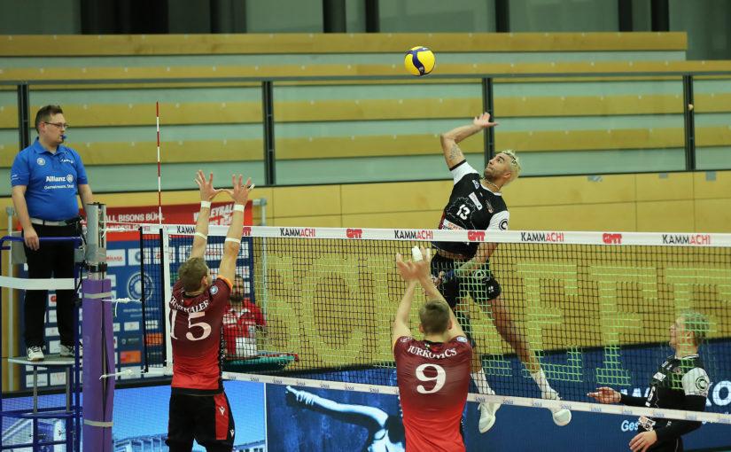 BR Volley verlieren – Serie ist gerissen