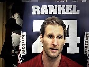 Eisbären-Kapitän Andre Rankel beendet seine Karriere