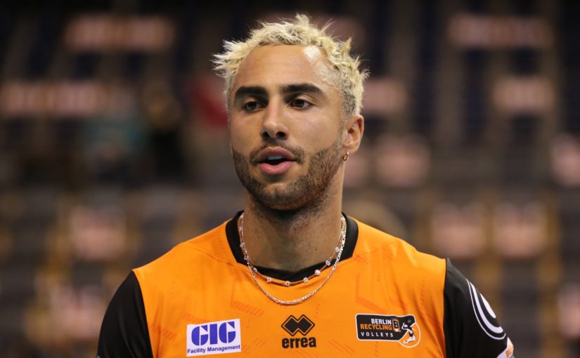 BR Volleys verlängern mit Benjamin Patch