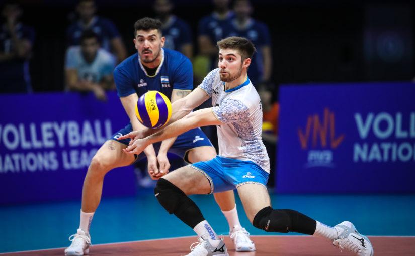 BR Volleys präsentieren neuen Libero