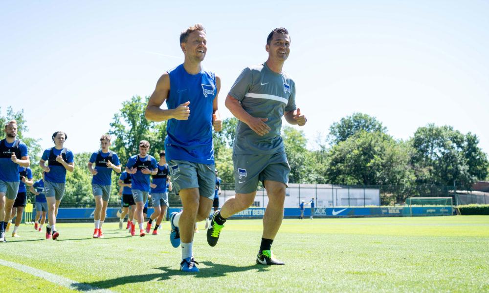 Ante Čović übernimmt Herthas U23
