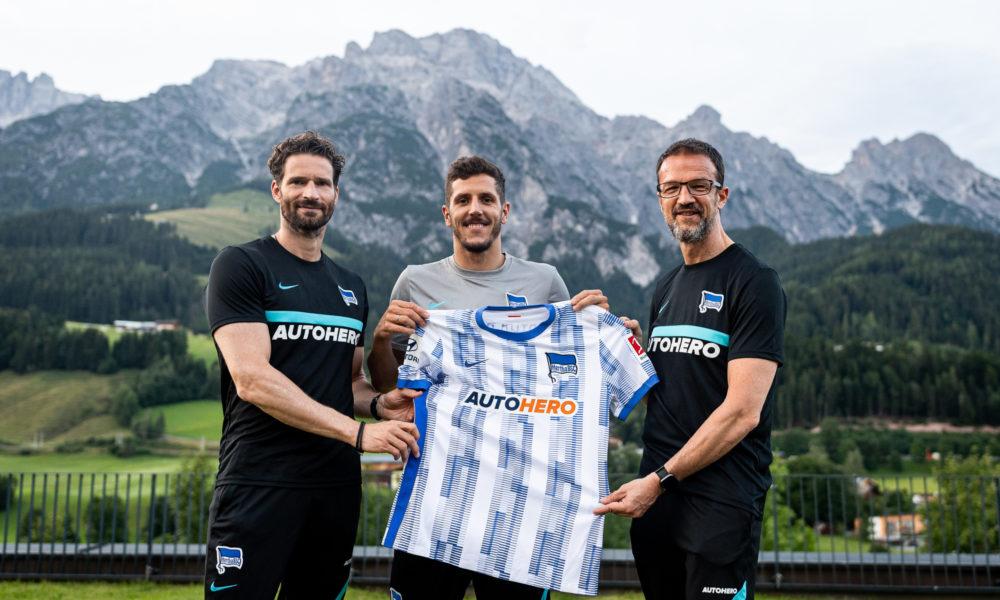 Hertha BSC verpflichtet Stevan Jovetic