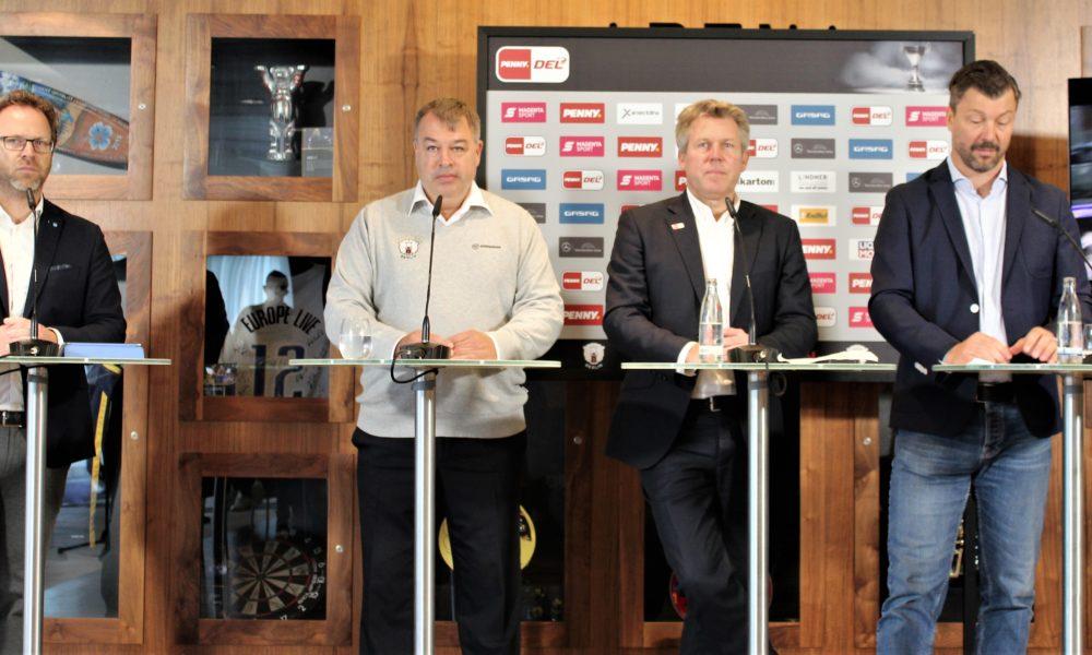 Deutsche Eishockey Liga mit einigen Neuerungen in der kommenden Spielzeit